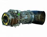 Двигатель гражданского вертолета Д-136/Д-136 серии 1 - фото