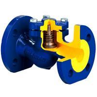 Клапан обратный подъёмный фланцевый ZETKAMA 287F - фото