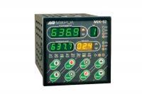 Контроллер микропроцессорный МИК-52 - фото