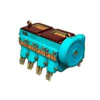 Насос многоотводный 11-8 (12-8) с восемью отводами справа - фото