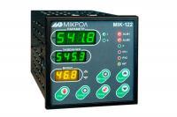 Двухконтурный микропроцессорный регулятор МИК-122 - фото