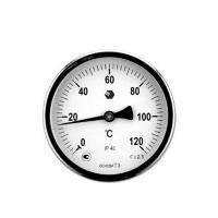 Фото термометра D100мм/L50мм-О-ОСНОВА Т.3