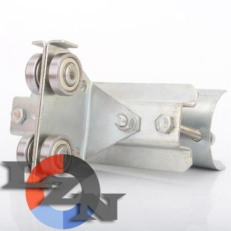Кабельные тележки для движения по С-образной шине фото 2