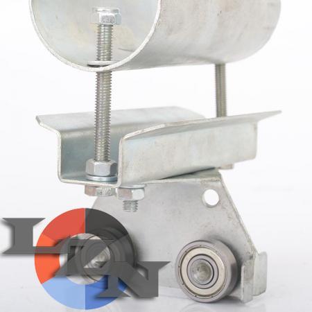 Кабельные тележки для движения по С-образной шине фото 3