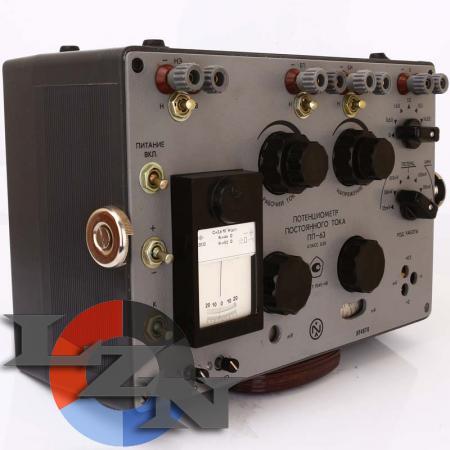 Потенциометр постоянного тока ПП-63 - фото №2