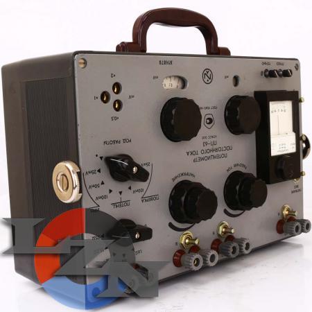 Потенциометр постоянного тока ПП-63 - фото №4