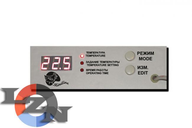 Терморегулятор цифровой Минилайн (+35...+40 °С) - фото