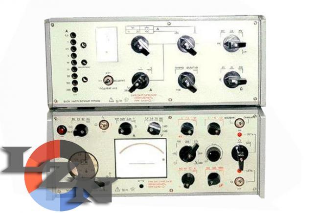Установка проверки релейных защит ЭУ-5000 фото1